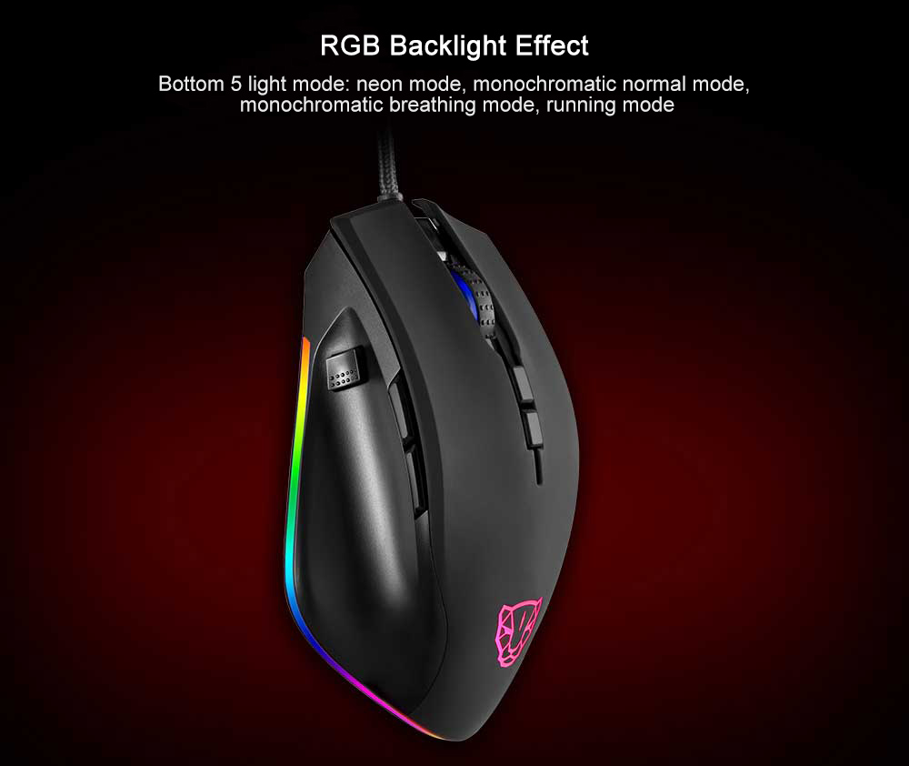 Mouse Motospeed V80 1