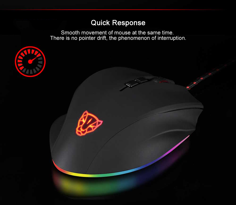 Mouse Motospeed V80 4
