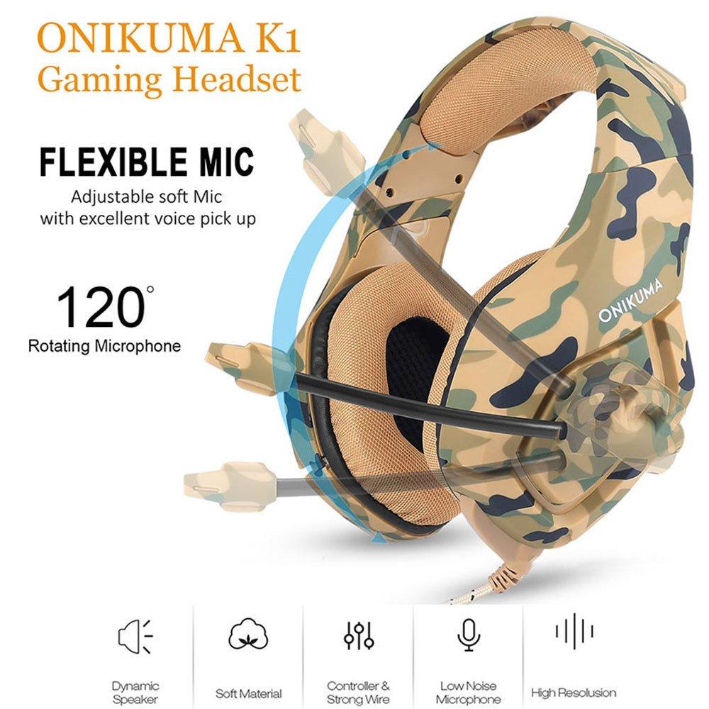 Casti Onikuma K1 4