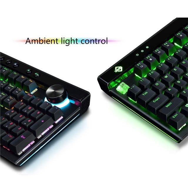 Tastatura mecanica RGB Ajazz AK-45 5