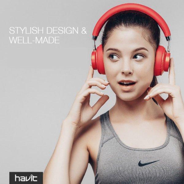 Casti Wireless Havit I18