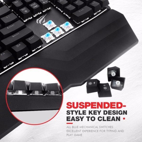 Tastatura Mecanica RGB Havit KB432L
