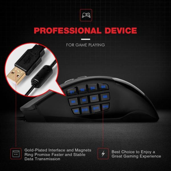 Mouse Havit MS735