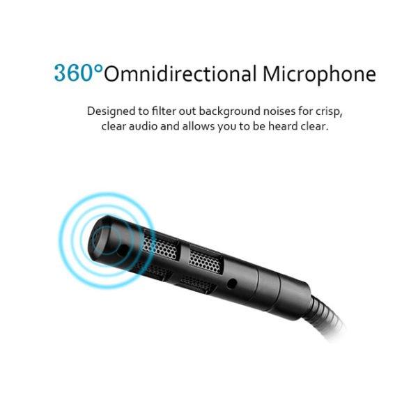 Microfon de birou omnidirectional 1