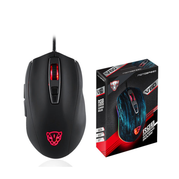 Mouse Motospeed V60