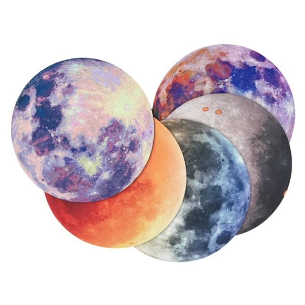 Mouse Pad Moon