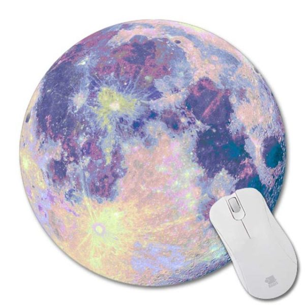 Mouse Pad Moon 4