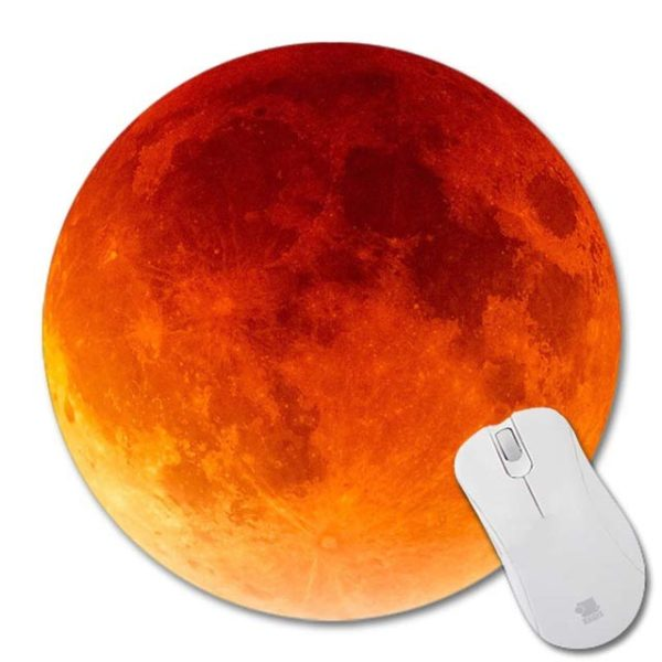 Mouse Pad Moon 8