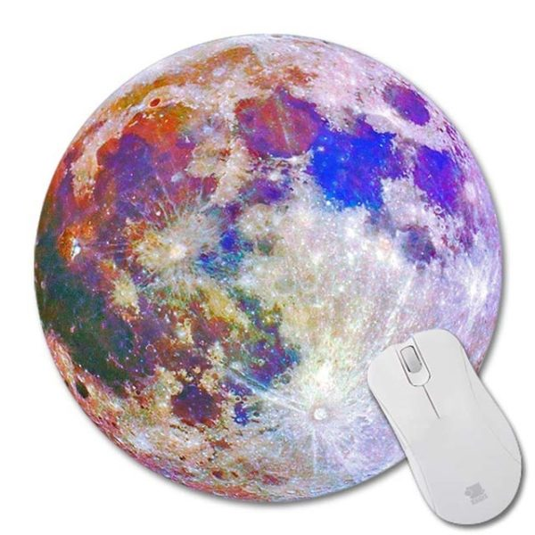 Mouse Pad Moon 7