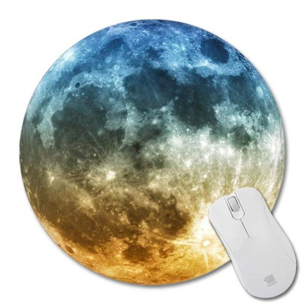 Mouse Pad Moon 6