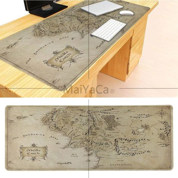 Mouse Pad Middle Earth