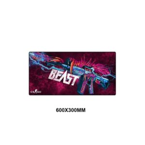 Mouse Pad Hyper Beast   Weapon