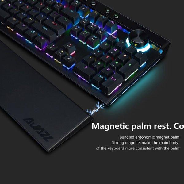 Tastatura mecanica RGB Ajazz AK-45 4